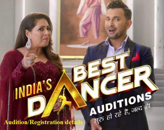 indias best dancer 2020 auditions