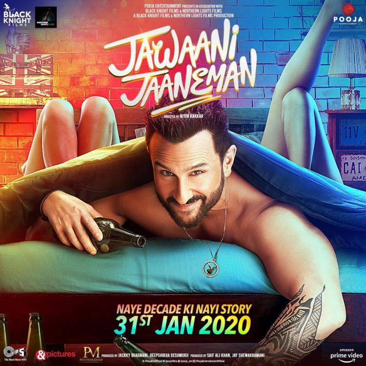 Shocking!! Saif Ali Khan and Tabu's Jawaani Jaaneman Movie Leaked Online  For Download on TamilRockers, Telegram and Torrent Websites? Will this  affect Box Office Collection? Jawaani Jaaneman Movie Hit or Flop? -