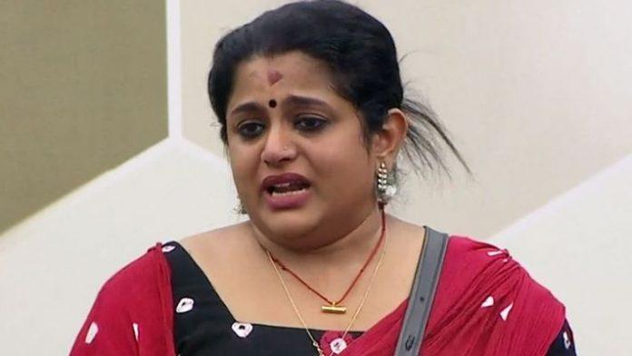 veena nair bigg boss malayalam 2