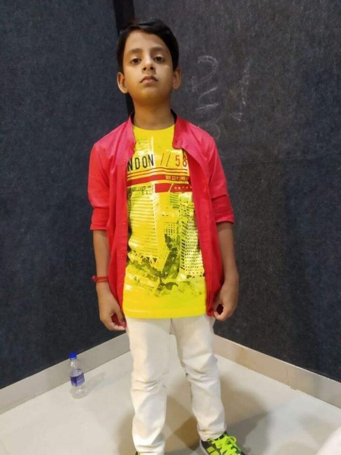 Hosur V Ramana super singer junior 7 contestant