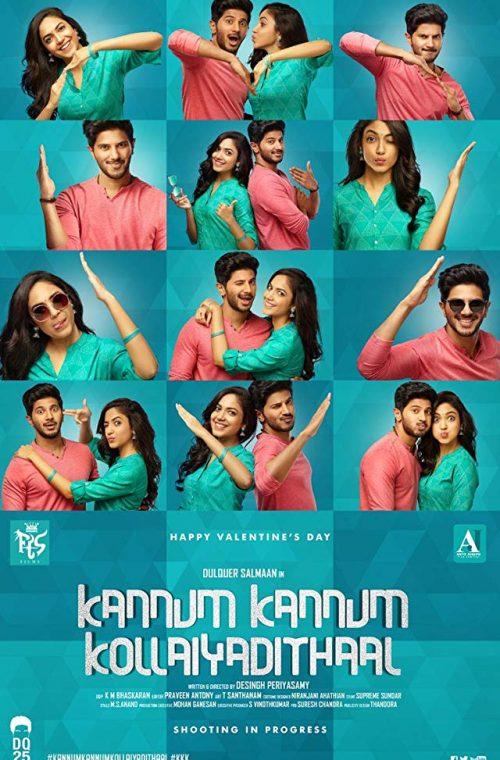 Kannum Kannum Kollaiyadithaal tamilrockers