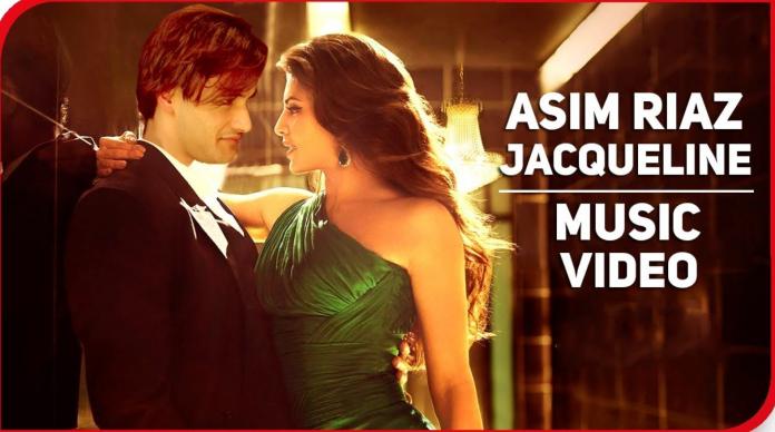 asim-riaz-jacqueline-music-video