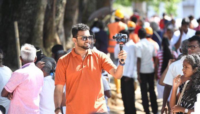 bigg boss malayalam 2 contestant rj sooraj
