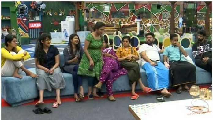 bigg boss malayalam 2 eviction week 8