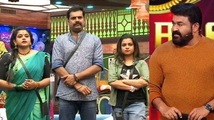 Bigg Boss Malayalam 2 Vote Elimination Week 5- Who Will Get Evicted This Week?