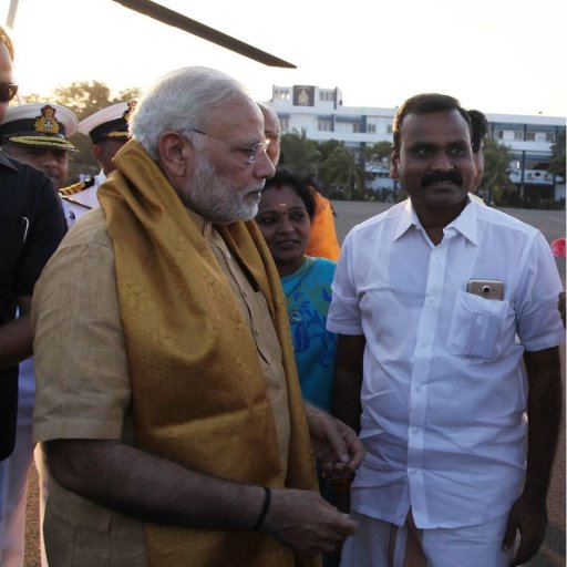 L Murugan BJP President wiki bio