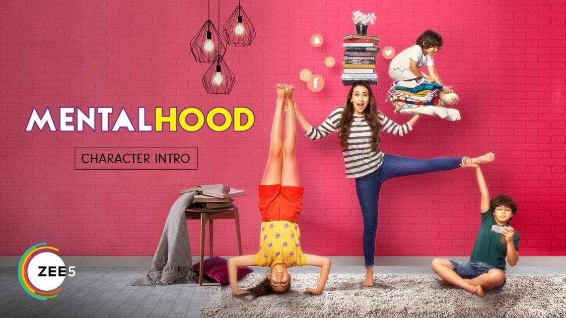 AltBalaji Mentalhood Web Series Review: Karishma Kapoor's Flick ...