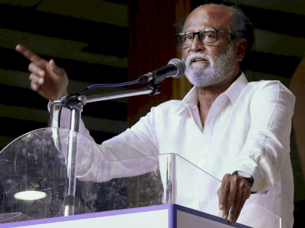 rajinikanth political entry live streaming