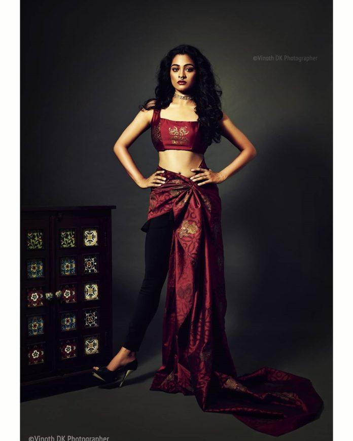 Gayathrie Shankar hot