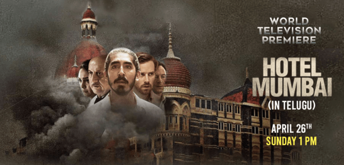 Zee Telugu premieres edgy and gripping film Hotel Mumbai on 26th April