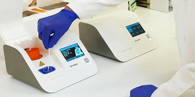 coronavirus 50 minutes detection