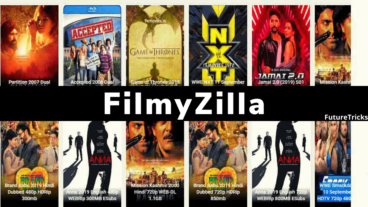 Filmyzilla Alternatives For Filmyzilla Bollywood And Hollywood