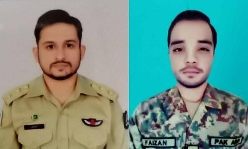 major umer pakistan army died