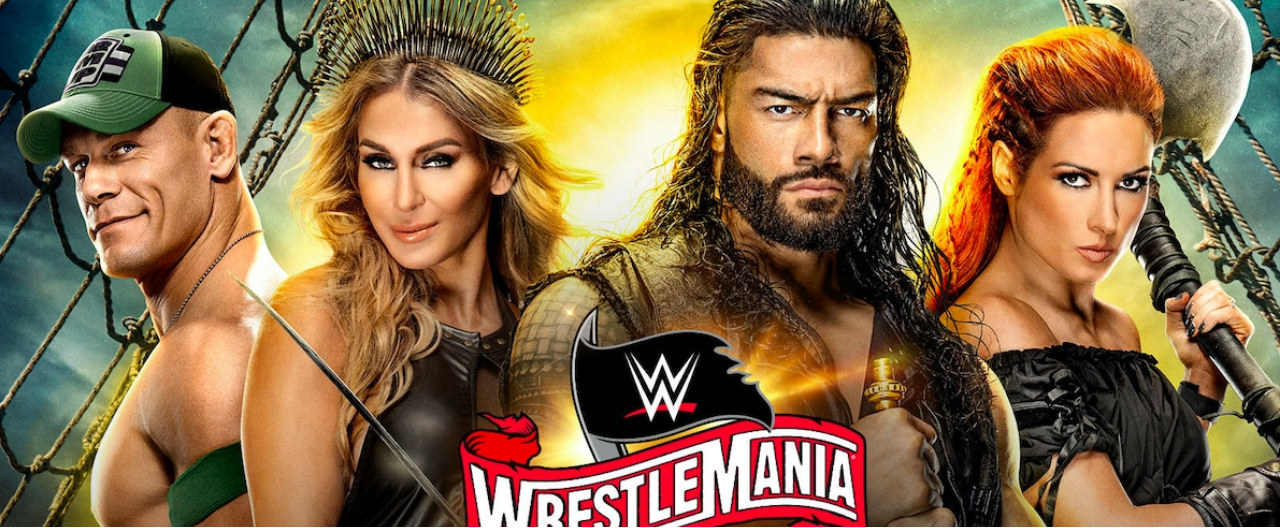 Watch Wrestlemania 36 Online Live For