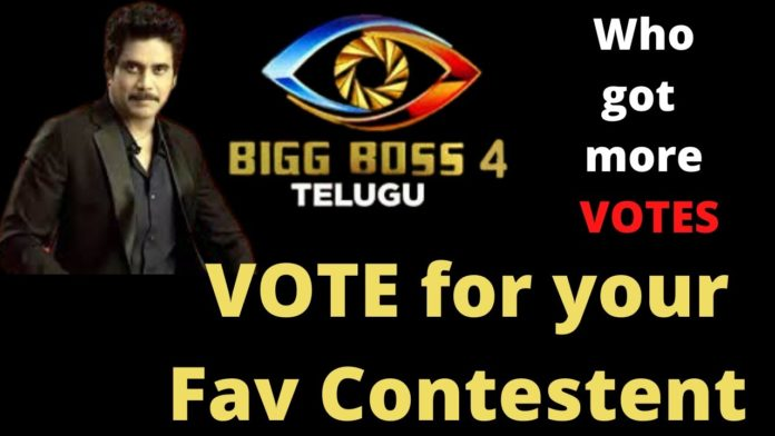 Bigg Boss Telugu 4 Voting Week 2