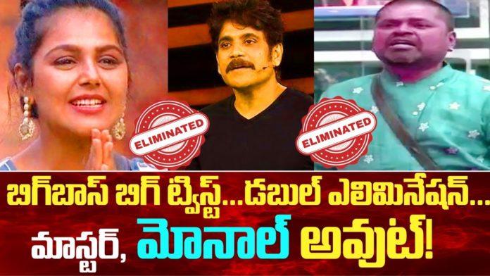 Bigg Boss 4 Telugu Elimination 9th Week