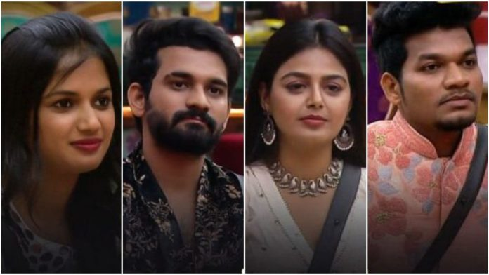 Bigg Boss Telugu voting results 24th November