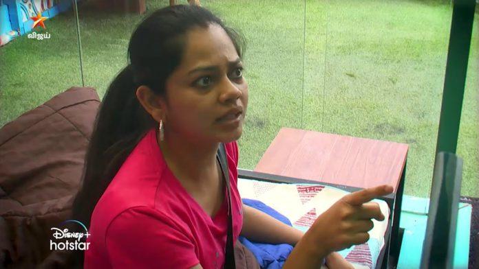 Anitha worst performer Bigg Boss Tamil 4