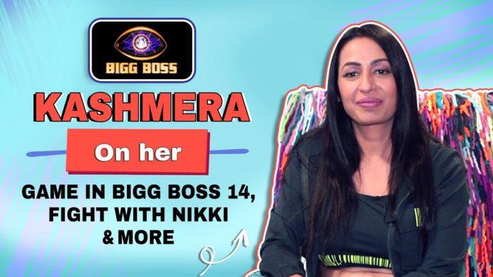 Bigg Boss 14 Kashmera Shah eviction