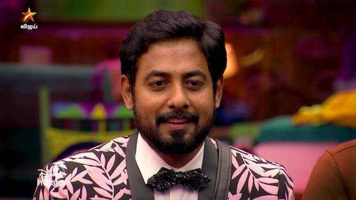 Bigg Boss 4 Tamil Aari Caller of the week
