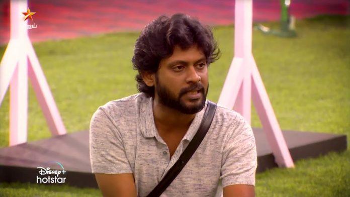 Bigg Boss 4 Tamil Rio vs Aari 24th december