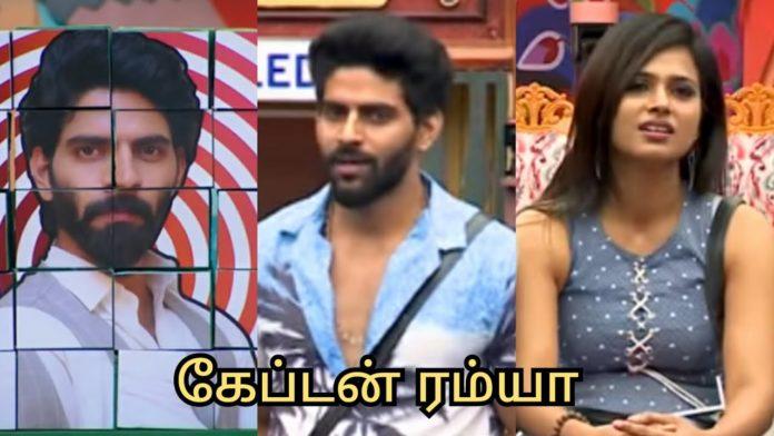 Bigg Boss Tamil captaincy Ramya or Bala