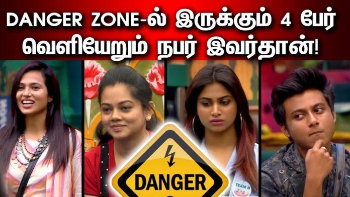 Bigg Boss Tamil elimination 9th week