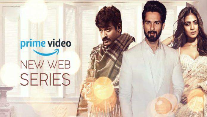 Malavika Mohanan Vijay Sethupathi webseries