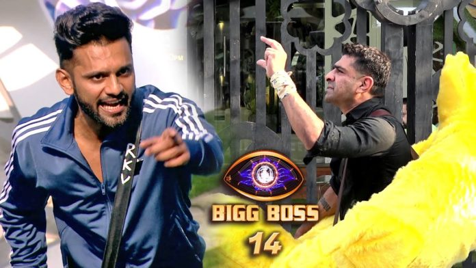 Rahul Vaidya vs Eijaz Khan Bigg Boss 14 Promo