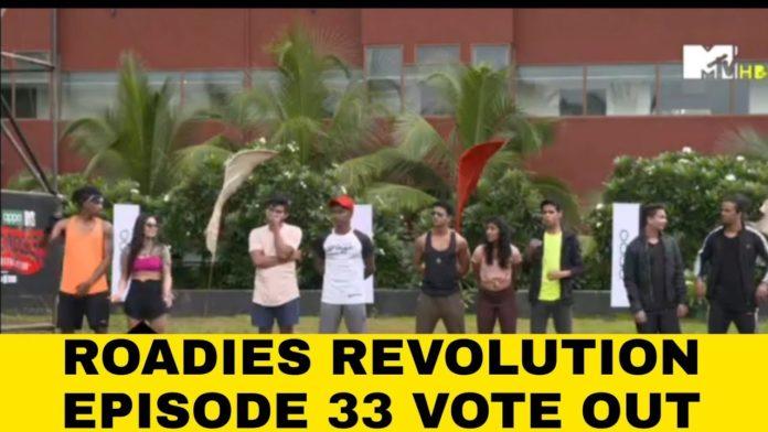 Roadies Revolution 26th december 33rd episode vote out immunity updates