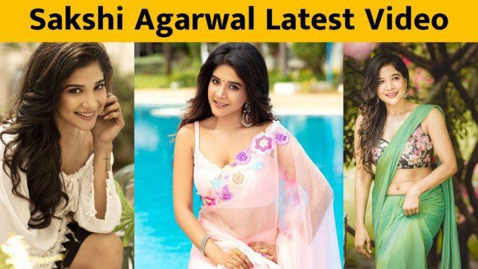 Sakshi Agarwal Bigg Boss Tamil 4