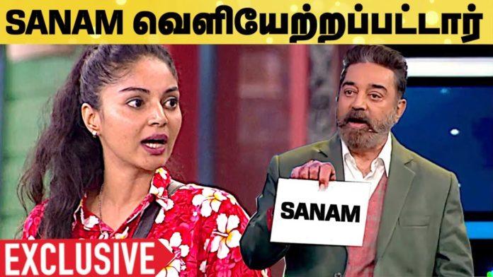 Sanam Shetty eviction Bigg Boss 4