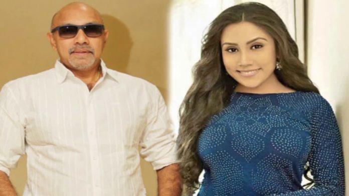 Sathyaraj Daughter DMK
