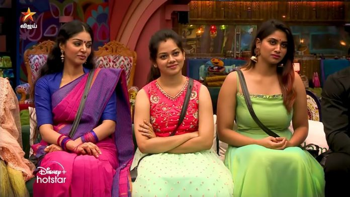 Shivani Narayanan eviction Bigg Boss Tamil