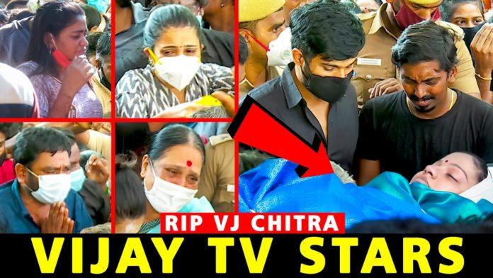 VJ Chitra Rakshan
