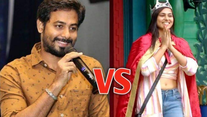 aari balaji rio voting bigg boss tamil 4