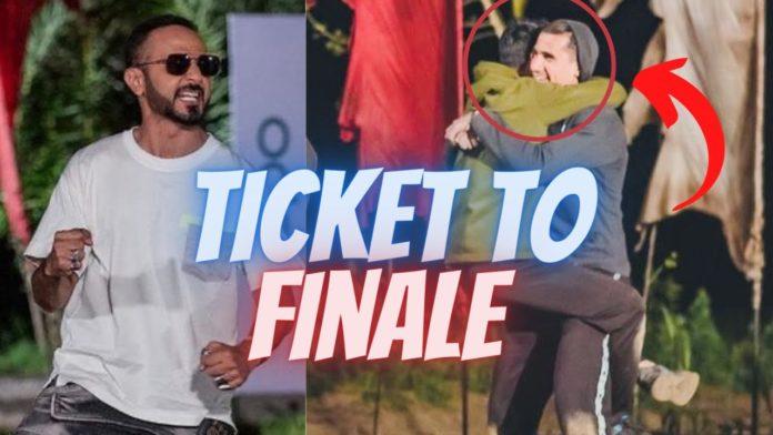 roadies revolution 2nd january ticket to finale task winner
