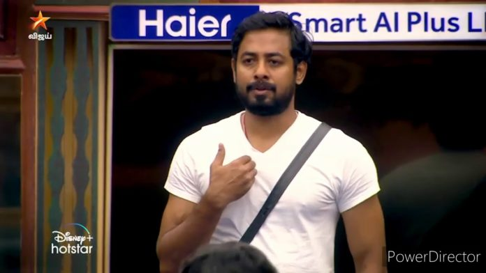 Aari Bigg Boss Title winner