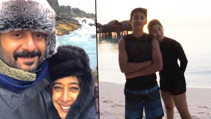Aravind SWamy family photos