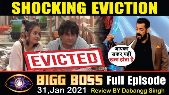Bigg Boss 14 Weekend Ka Vaar 31 January 2021
