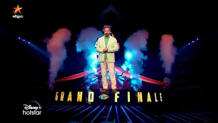 Bigg Boss 4 Tamil Grand Finale Live