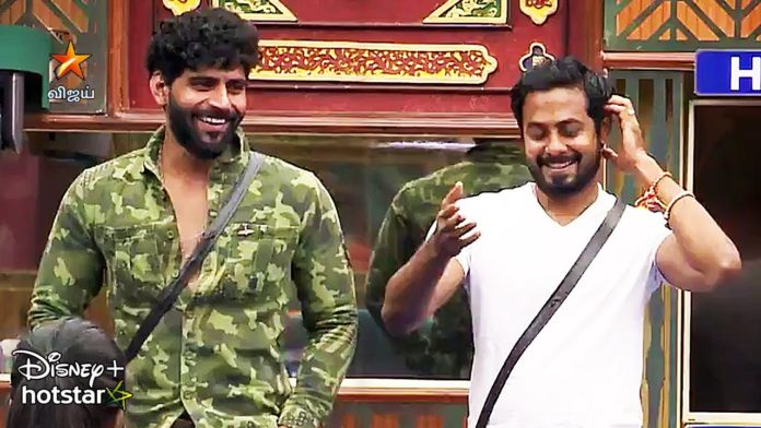Bigg Boss 4 Tamil ticket to finale