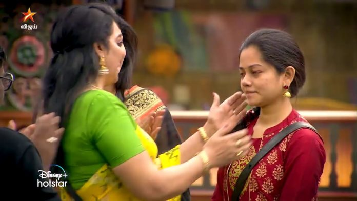 Bigg Boss Tamil 13th January Anitha