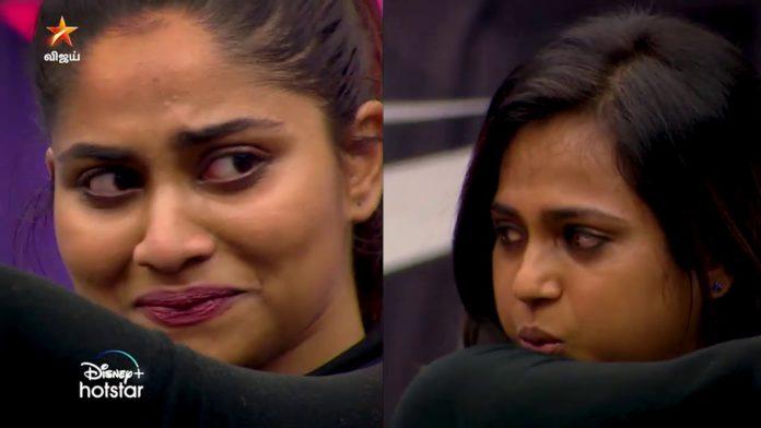 Bigg Boss Tamil Ramya vs Shivani