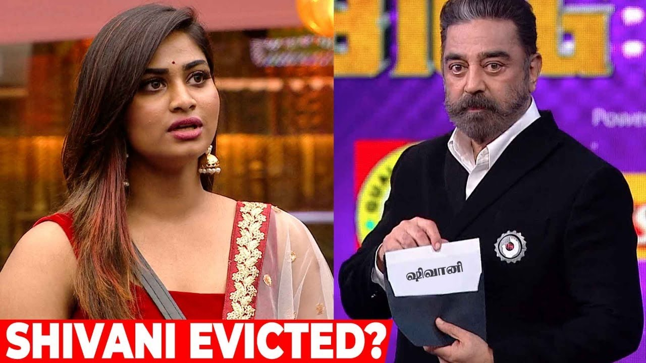Bigg Boss Tamil eviction this week