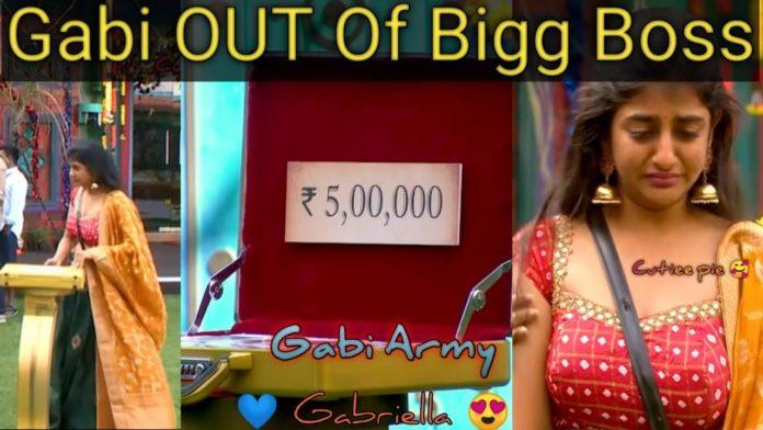 Gabriella Bigg Boss 4 Tamil