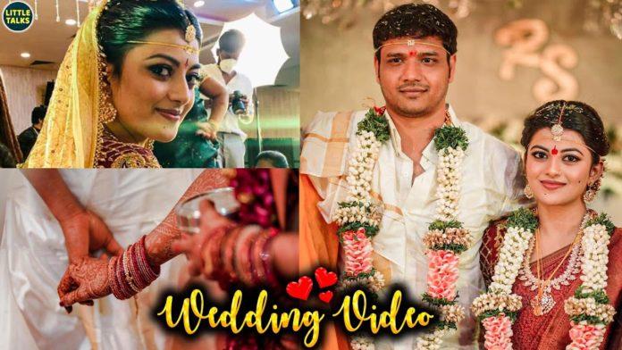 Kayal Anandhi Socrates Wedding