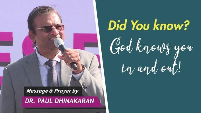 Paul Dhinakaran Income Tax Raid