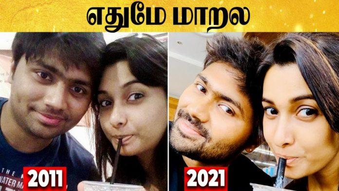 Priya Bhavani Shankar boyfriend Rajvel