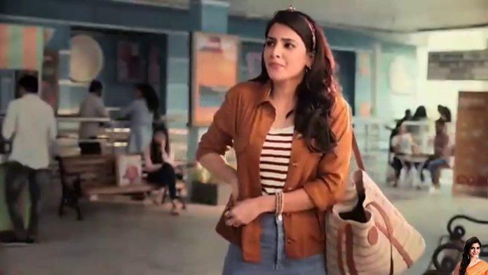 Samantha as Shakunthala